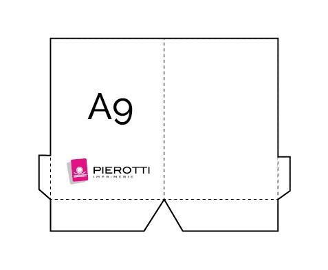 Pliage pochettes A9