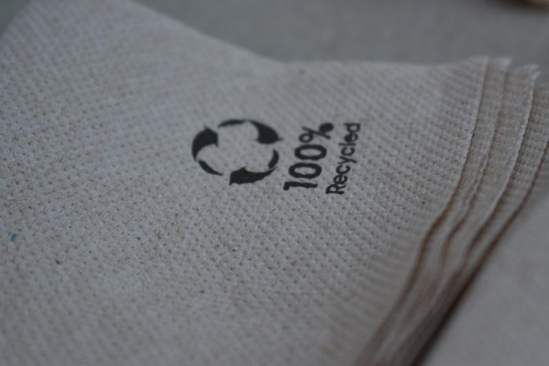paper recycled