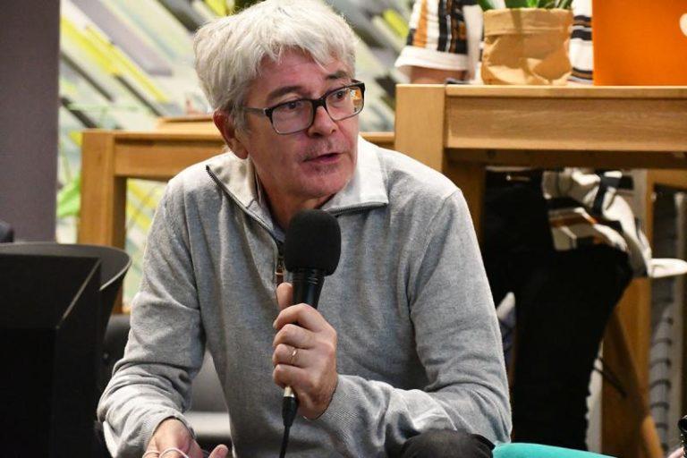 Marc LEGER, Dirigeant Imprimerie Pierotti